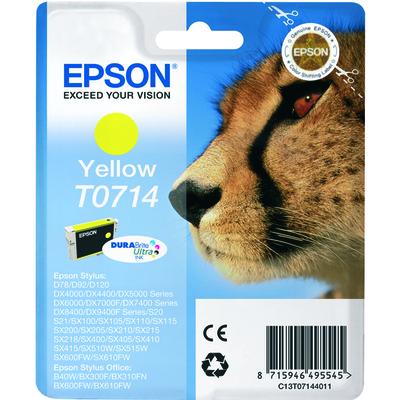EPSON T0714 Ghepardo  Default image