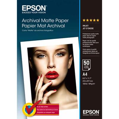 "EPSON Carta ""matte"" da archivio fotografico  Default image"