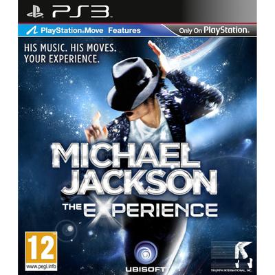 UBI SOFT Michael Jackson: The Experience  Default image