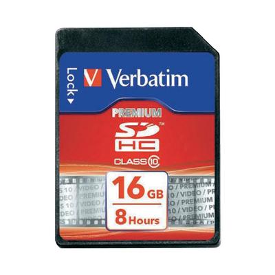 VERBATIM SDHC CARD 16Gb  Default image