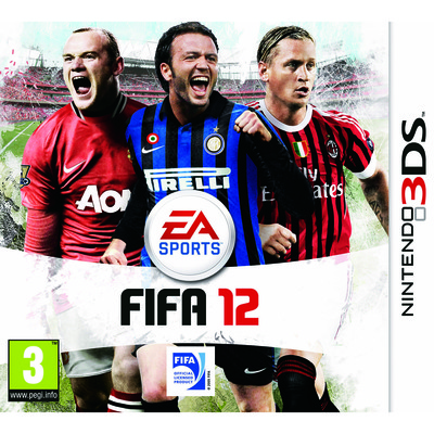 ELECTRONIC ARTS FIFA 12 X 3DS  Default image