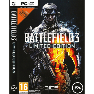 ELECTRONIC ARTS Battlefield 3 Limited Edition  Default image