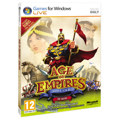 MICROSOFT Age Of Empire Online  Default image