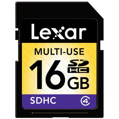LEXAR SDHC 16GB  Default image