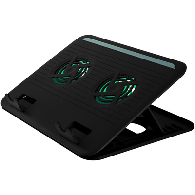 TRUST 17866 -  CYCLONE NOTEBOOK COOLING STAND  Default image