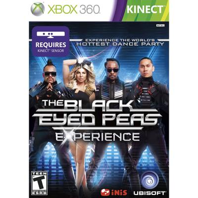 UBI SOFT The Black Eyed Peas Experience  Default image