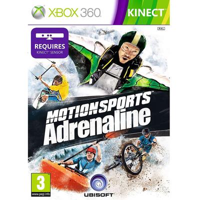 UBI SOFT Motionsport Adrenaline Kinect  Default image