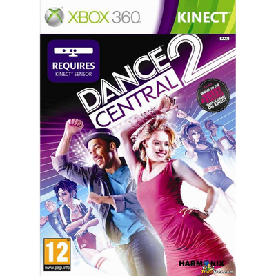 MICROSOFT Kinect Dance Central 2  Default image