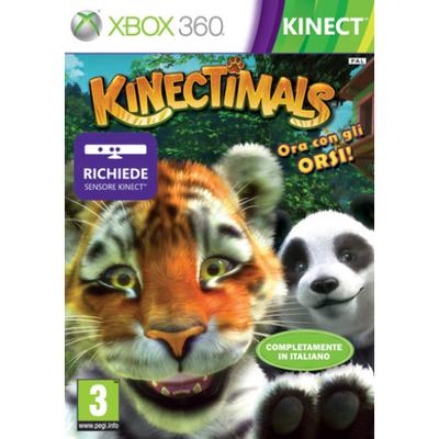 MICROSOFT Kinectimals Ora Con Gli Orsi  Default image