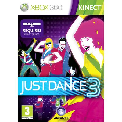 UBI SOFT Just Dance 3 Kinect  Default image