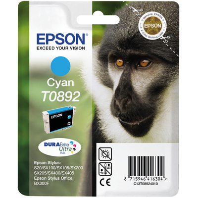 EPSON T0892 Scimmia  Default image