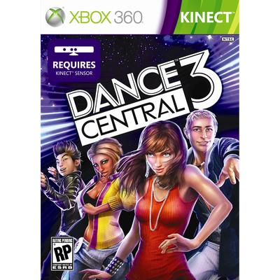 MICROSOFT Kinect Dance Central 3  Default image