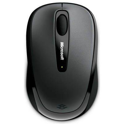 MICROSOFT MS Wireless Mobile Mouse 3500 Grafite  Default image