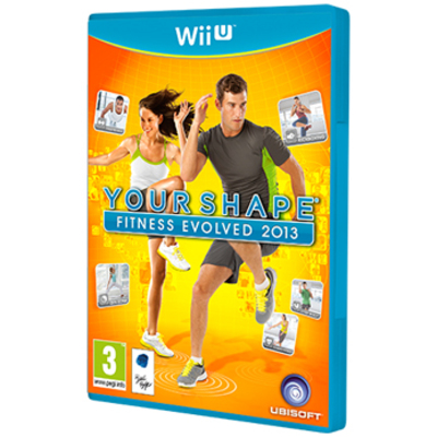 UBI SOFT Your Shape: Fitness Evolved 2013  Default image