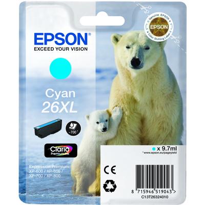 EPSON 26XL Orso polare  Default image