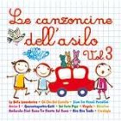 SONY ENTERTAINMENT LE CANZONCINE DELL ASILO VOL. 3  Default image