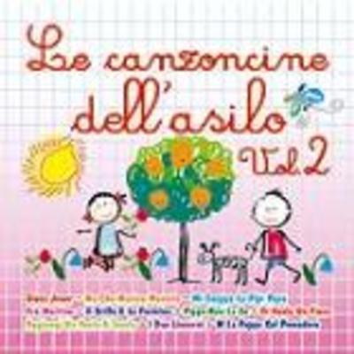SONY ENTERTAINMENT LE CANZONCINE DELL ASILO VOL. 2  Default image