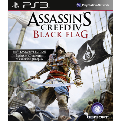 UBI SOFT Assassins Creed 4: Black Flag  Default image