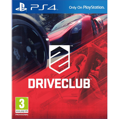SONY ENTERTAINMENT Driveclub  Default image