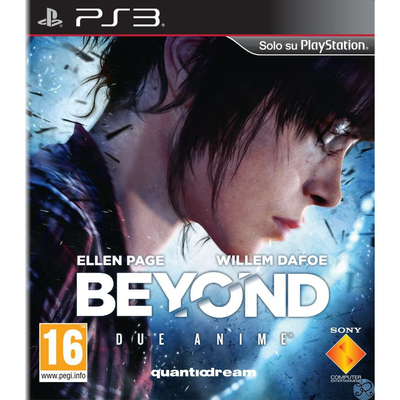 SONY ENTERTAINMENT Beyond: Due Anime  Default image