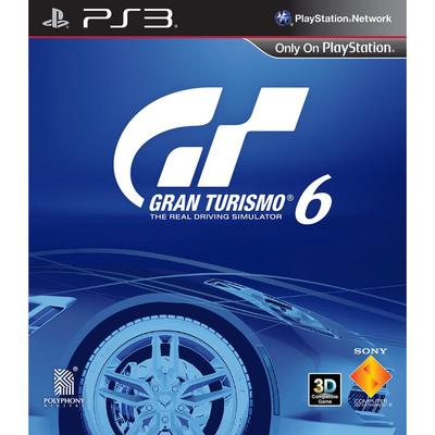 SONY ENTERTAINMENT Gran Turismo 6  Default image