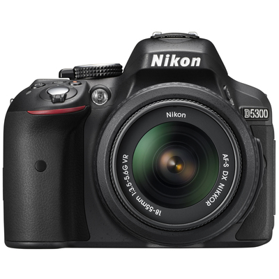 NIKON KIT D5300 18-55 VR + SD 8GB  Default image