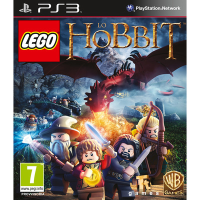 WARNER BROS LEGO Lo Hobbit  Default image