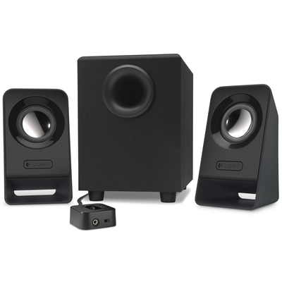 LOGITECH Multimedia Speakers Z213  Default image