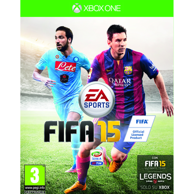 ELECTRONIC ARTS FIFA 15  Default image