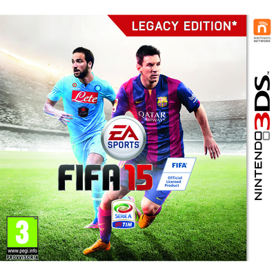 ELECTRONIC ARTS FIFA 15 Legacy Edition  Default image