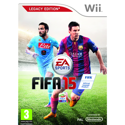 ELECTRONIC ARTS FIFA 15  Default image