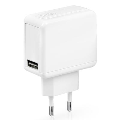 SBS ACCESSORI TELEFONICI Caricabatterie da viaggio USB 2000 mAh per iPhone  Default image