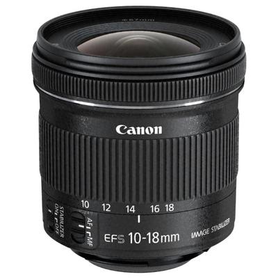 CANON EF-S 10-18mm f/4.5-5.6 IS STM  Default image