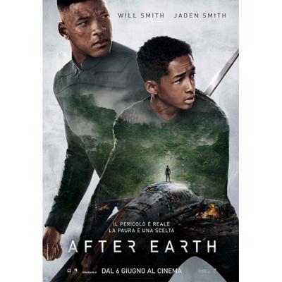 UNIVERSAL After Earth  Default image