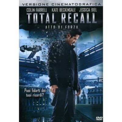 SONY Total recall - Atto di forza  Default image