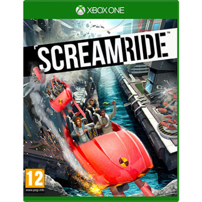 MICROSOFT Scream Ride  Default image