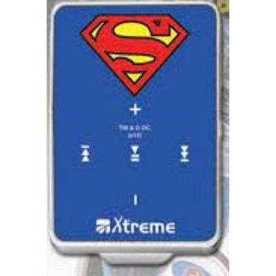 XTREME SUPERMAN KIT HEADPHONE con MP3  Default image