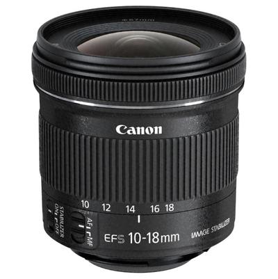 CANON EF-S 10-18mm f/4.5-5.6 IS STM+EW-73C+Lens Cloth  Default image