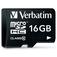 VERBATIM 44082 - Micro SDHC 16 GB Classe 10 con adattatore  Default thumbnail