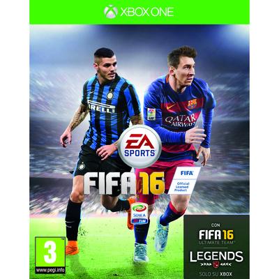 ELECTRONIC ARTS FIFA 16  Default image