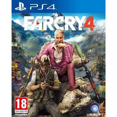 UBI SOFT Far Cry 4  Default image