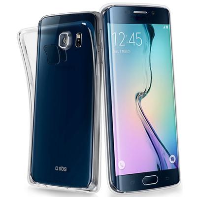 SBS ACCESSORI TELEFONICI TEAEROSASET  Aero Extraslim per Galaxy S6  Default image