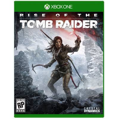 MICROSOFT Rise Of The Tomb Raider one  Default image