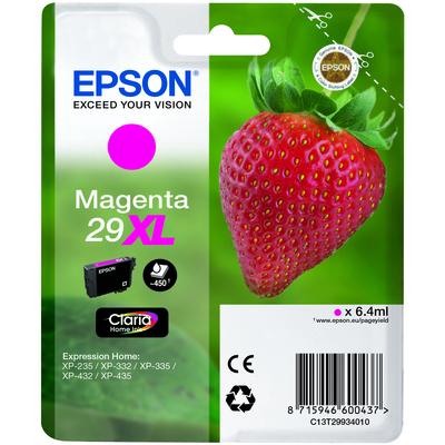 EPSON T29XL Fragole  Default image