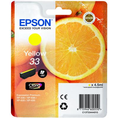 EPSON T33 Arance  Default image