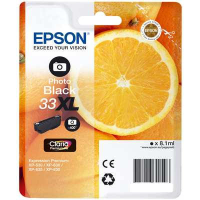 EPSON 33XL Arance  Default image