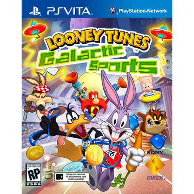 SONY ENTERTAINMENT Looney Tunes Galactic Sports  Default image