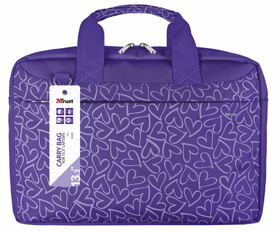 "TRUST BARI 13.3"" CARRY BAG PRP  Default image"
