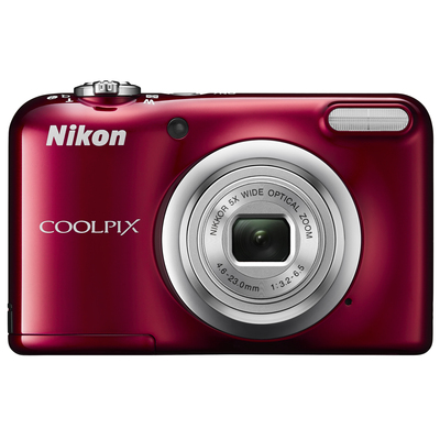 NIKON COOLPIX A10 - RED  Default image