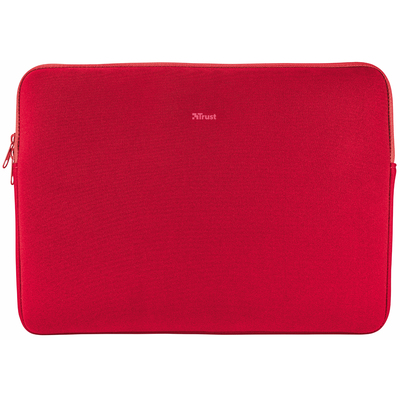 "TRUST PRIMO 13.3"" SLEEVE RED  Default image"